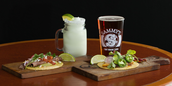 Sammy's Craft Burgers and Beer - Tacos
