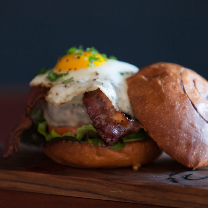 Sammy's Craft Burgers and Beer - The Sammy Burger