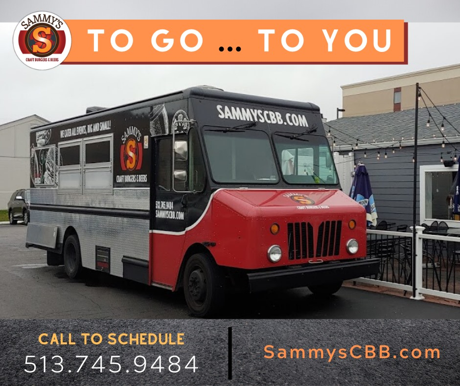 Sammy's Craft Burgers and Beer Food Truck